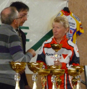 Marc Gomez Sportive 2010 ~ First Lady